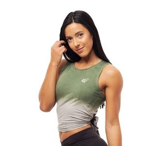 35dc2510a3 Jed North Tops - Jed North New Women s tie-back gym top